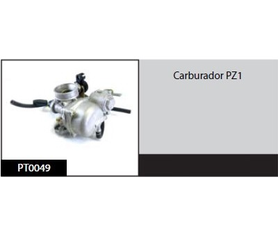 Carburador PZ1