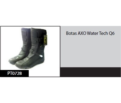 Botas AXO Water Tech Q6