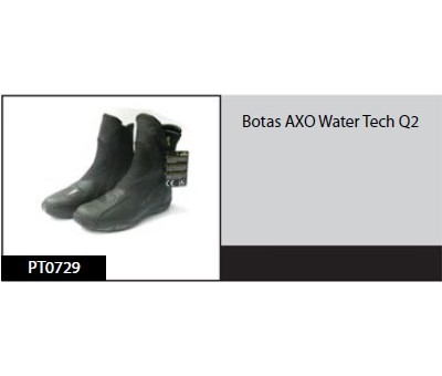 Botas AXO Water Tech Q2