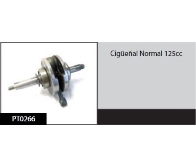 Ciguenal Normal 125cc