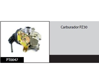 Carburador PZ30