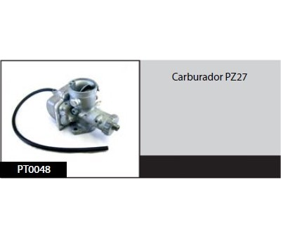 Carburador PZ27