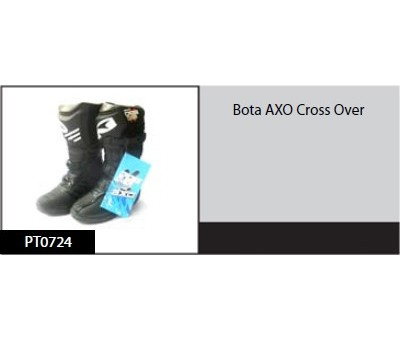 Botas AXO Cross Over