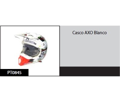 Casco AXO Blanco1