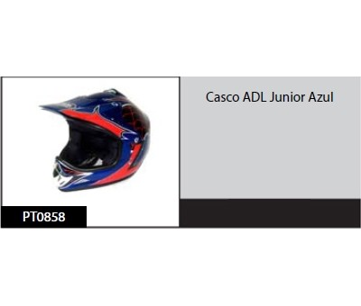 Casco ADL Junior