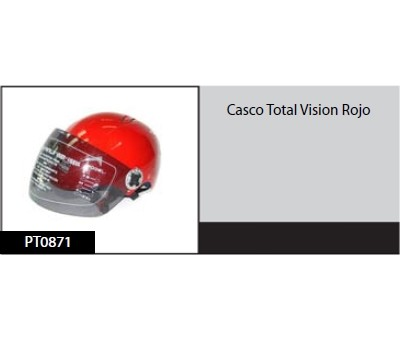 Casco Total Vision